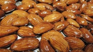 Honey Roasted Almond How To