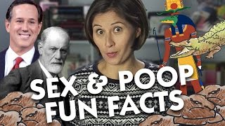 Sex \u0026 Poop Fun Facts