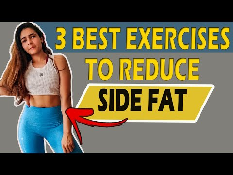 Exercise for side fat (LOVE HANDLES)/Curvy body/ Flat stomach (GET QUICK RESULTS) in Hindi