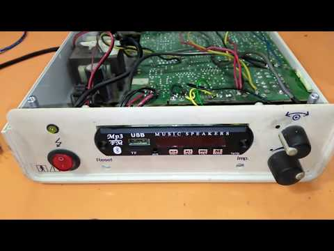 how to make Bluetooth audio amplifier? how to add Bluetooth device
