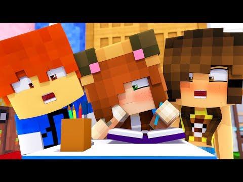 Minecraft Daycare - SECRET DIARY !? (Minecraft Roleplay)
