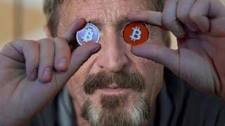 John McAfee: $1 million Bitcoin by 2020