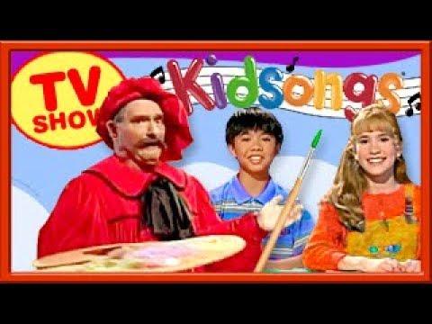 We Love Painting | Kids Learn Colors | Kidsongs TV Show | Kids Songs| PBS Kids | Kindergarten Songs