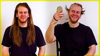Cutting All My Hair Off | Now I Am HOT
