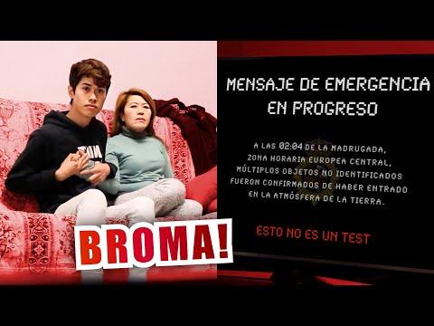 Broma FIN DEL MUNDO A Mi Madre!!   Manel's Project