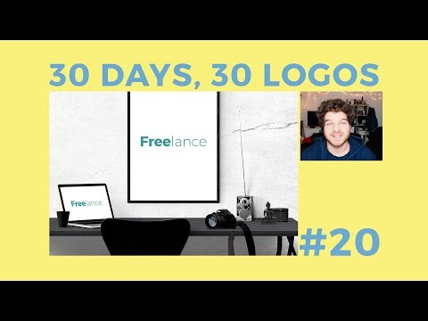 30 Days, 30 Logos #20 - Freelance