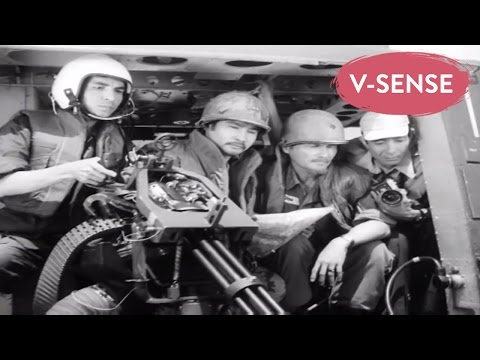 Vietnamese War Movie: Whirlwind Season | English Subtitles