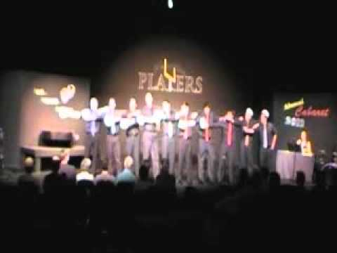 There Is Nothing Like a Dame / Anything Goes - McNick Alumni Cabaret 2011