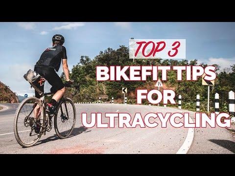 BikingMan - Top 3 bike fit advice for ultra cycling races