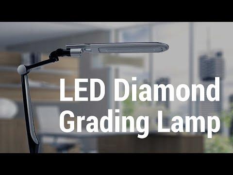 LED Daylight Diamond Jeweler's Lamp by Electrix Light