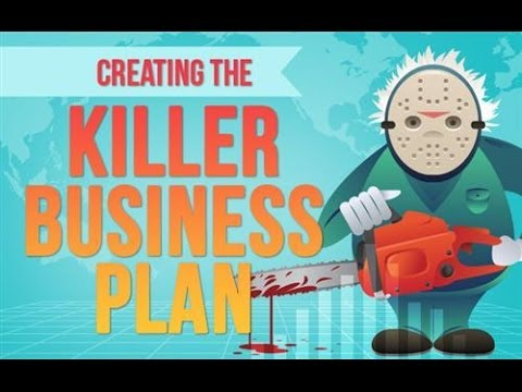 Creating The Killer Business Plan - Course Overview