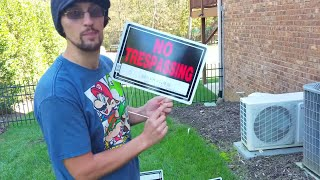 OUR NEIGHBOR BROKE INTO OUR HOUSE! Trespassing Problems + Puppy Takes Shawns Toy  FUNnel Vision