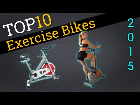Top 10 Exercise Bikes 2015 | Best Stationary Bike Review