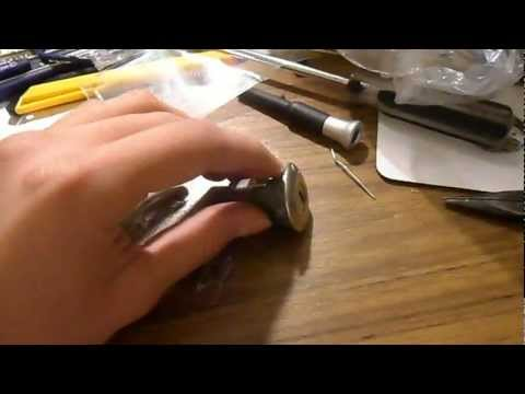 How To Open a Ford door lock cylinder