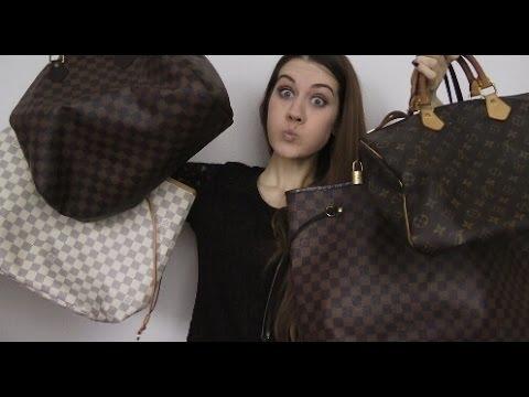 Wie kannst du dir so viele Louis Vuitton Taschen leisten????????