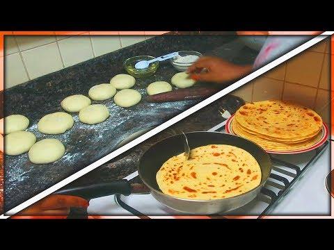Jinsi ya Kupika Chapati Laini za Kusukuma | How to make Soft Chapati