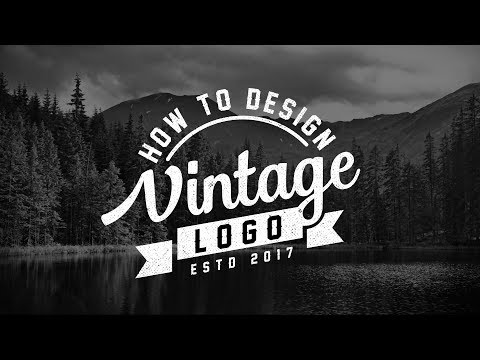 Create a Retro/Vintage Logo in Adobe Illustrator