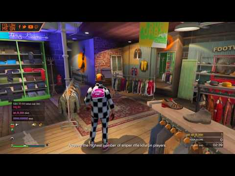 (Gta5) HOW TO GET CHECKERBOARD OUTFITS *NO* Director mode