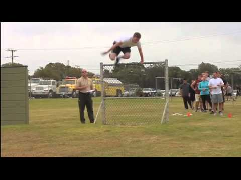 Sheriff trainees put to the test