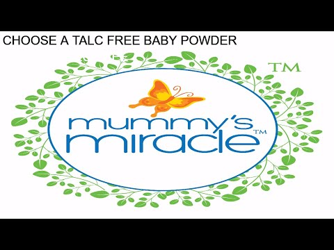 Baby Cornstarch Powder Review