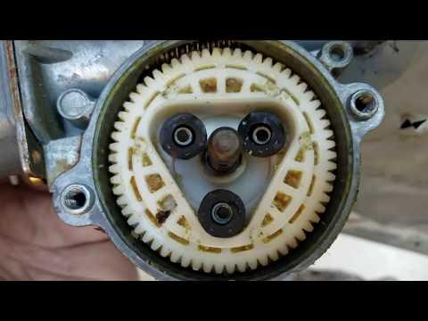 Ford power window motor repair