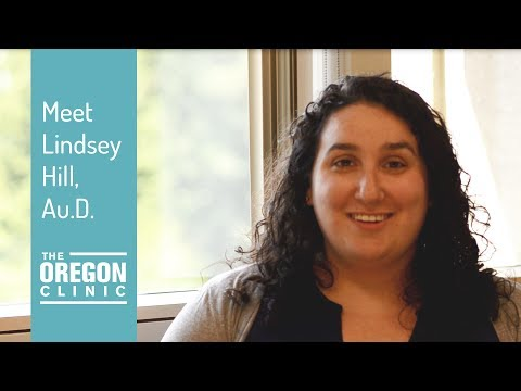 Meet Lindsey Hill, Audiologist with The Oregon Clinic