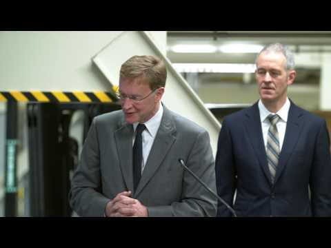 Apple & Corning Press Conference: Closing Remarks from Corning CEO Wendell Weeks