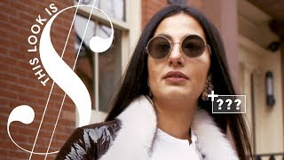 What an $8,000 Outfit Looks Like At NYFW  | This Look is Money | Harper