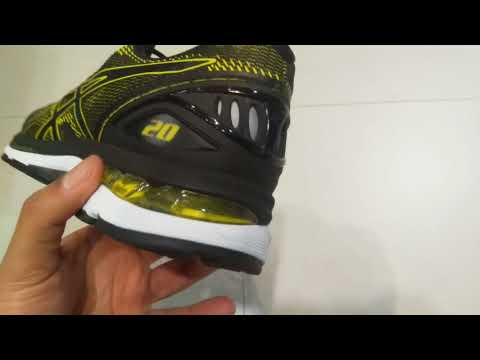 Asics Nimbus 20 Unboxing and Review
