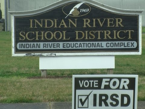 Indian River School District Referendum One Day Away