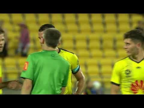 Hyundai A-League 2019/20: Round 16 - Wellington Phoenix v Newcastle Jets FC (Full Game)
