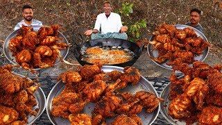 WHOLE KFC CHICKEN | KFC FULL CHICKEN RECIPE | GRANDPA KITCHEN