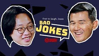 Bad Joke Telling  