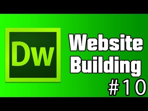 Dreamweaver Website Building - #10 ~ Adding A Shortcut Icon