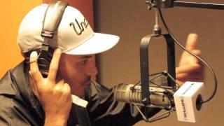 Evidence freestyle @ Showoff Radio at SHADE45