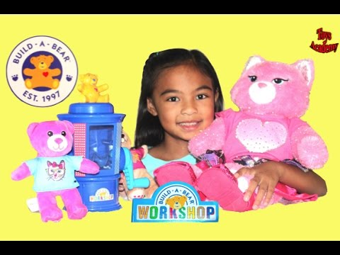 Build A Bear Workshop Do It Yourself Furry Friends at Home | Toys Academy