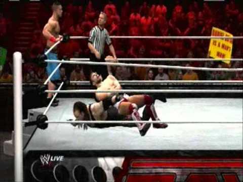 WCWF Episode 5 Raw Part 3
