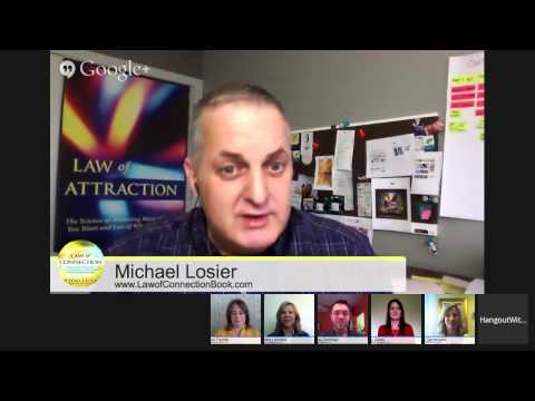 Episode #19 Law of Connection -- How to Detect the Learning Style of Others with Michael Losier