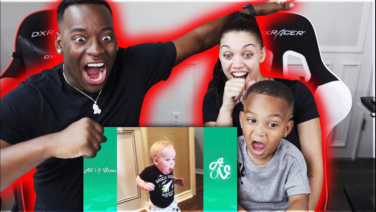 *TRY NOT TO LAUGH CHALLENGE* FUNNY KIDS VINE COMPILATION 2018   THE PRINCE FAMILY