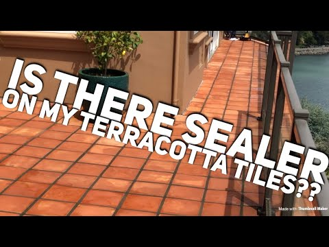 You Have To Strip Those Terracotta Tiles When Cleaning Isn't Working!!!