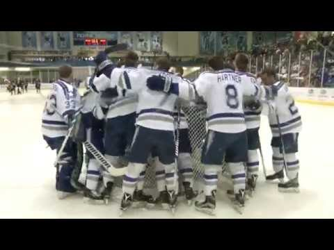 Air Force Hockey Highlights 2015-16