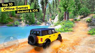 Top 15 Best OFFLINE Games for Android & iOS 2021   15 High Graphics OFFLINE Games for Android