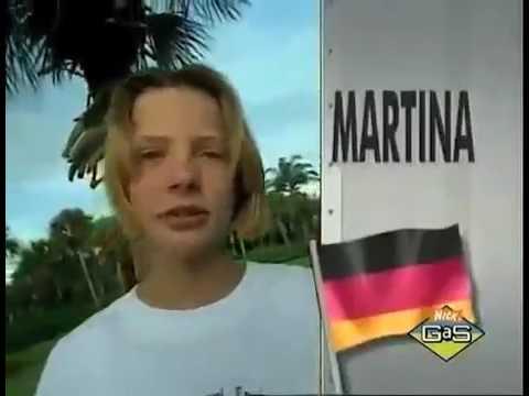 Nickelodeon Guts S4 x E27   Ana Martina Kostya