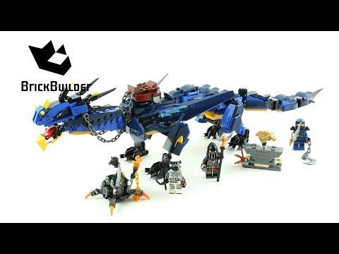 Lego Ninjago 70652 Stormbringer - Lego Speed build