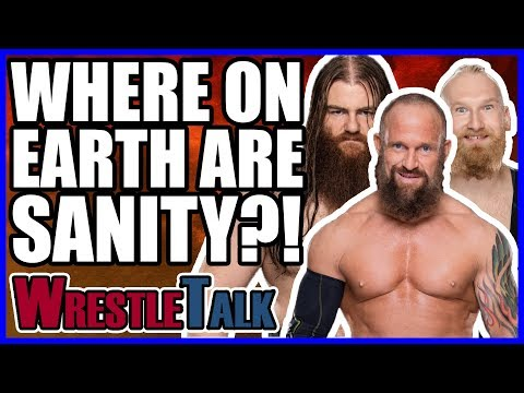 What Happened To The SAnitY Debut?!   Smackdown Live June 5 2018 Review!
