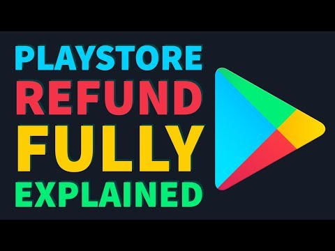 PLAY STORE REFUND FULLY EXPLAINED || 2 EASY WAYS || GOOGLE REFUND FORM || DEVELOPERS REFUND