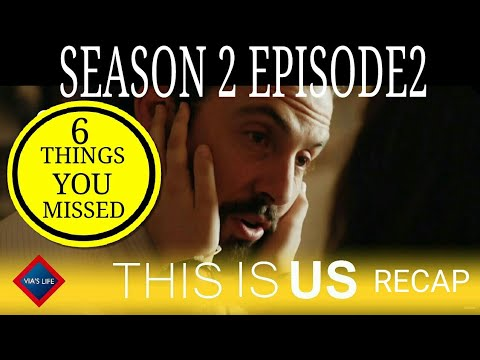 6 CRITICAL THINGS YOU MISSED On NBC This Is Us Season 2 Episode 2 (S02E02) TV Recap Reaction