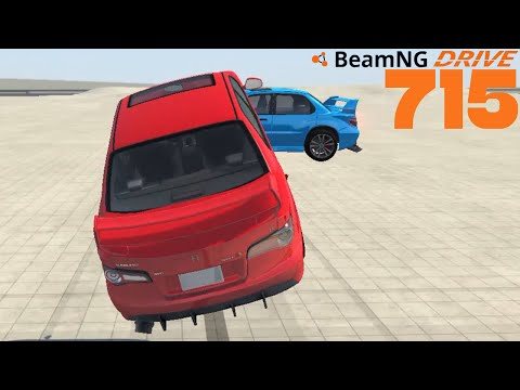 BEAMNG DRIVE #715 I Das Unschaffbare Szenario I Let's Play BeamNG Drive mit GCG [Alpha] [HD]