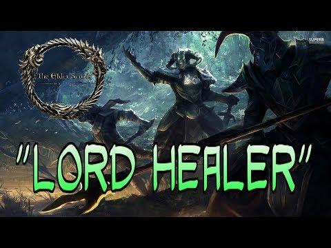 The Best Healer Class In ESO - How to make the best Healer In The Elder Scrolls Online