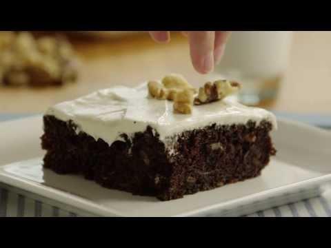 How to Make Zucchini Chocolate Cake | Cake Recipe | Allrecipes.com